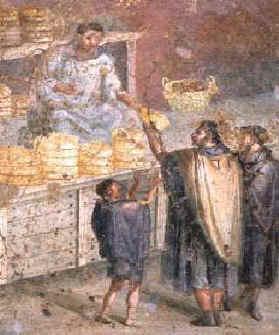 Le ricette for Ricette roma antica